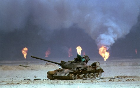 Image: Iraqi tank
