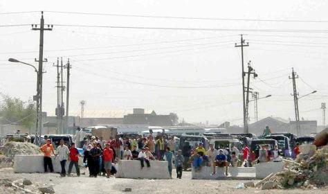 Image: Iraqi children