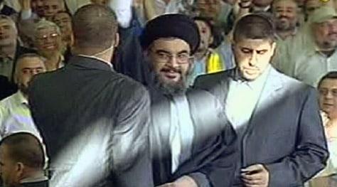 IMAGE: Hezbollah leader Hassan Nasrallah