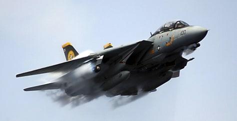 IMAGE: F-14D Tomcat