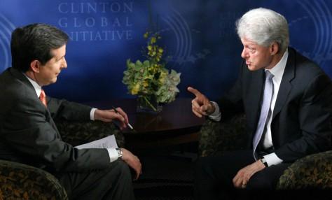 Image: President Bill Clinton