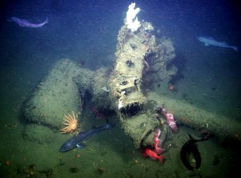 Image: USS Macon's mooring mast