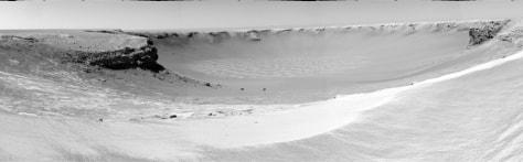 Image: Crater's rim
