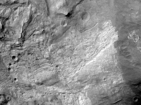 Image: MRO view of Ius Chasma