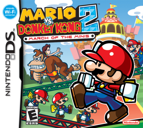 Image: Mario vs. Donkey Kong