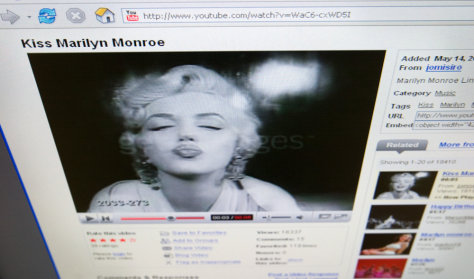 Image: Marilyn Monroe