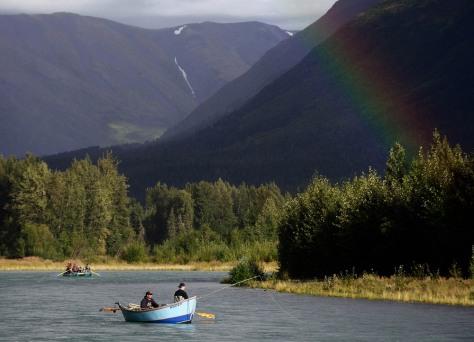 Image: Alaska fishermen