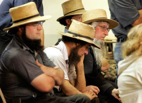 IMAGE: AMISH MEN