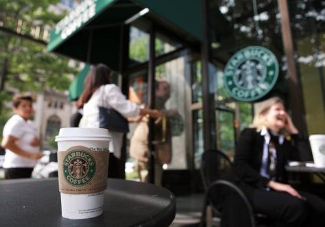 Image: Starbucks.