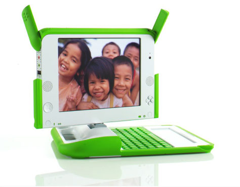 Image: One Laptop Per Child