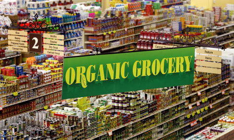 Image: Organic Food's Popularity Soars In The U.S.