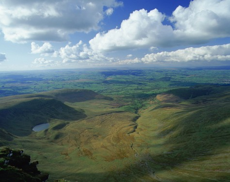 Brecon Beacons National Park and Beyond