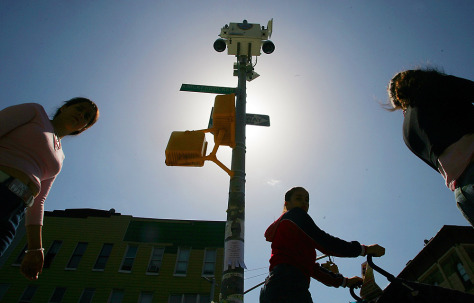 New York City Deploys First of 500 Security Cameras