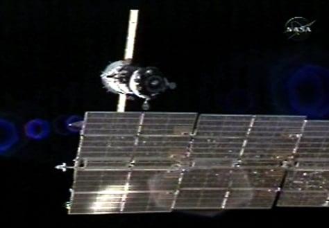 Image: Soyuz TMA-9