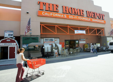 Image: Home depot