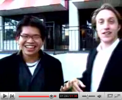 Image: Steve Chen Chad Hurley