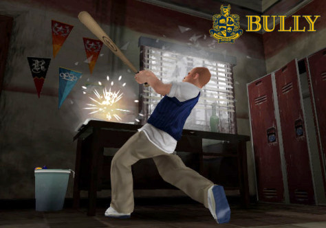 Image: Bully Rockstar Games