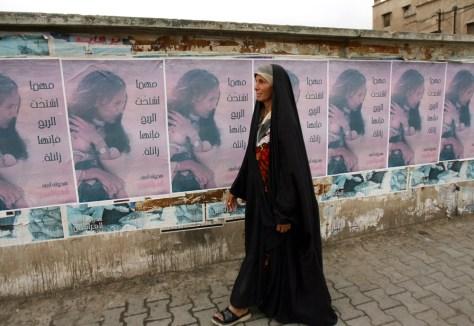 Image: Baghdad posters