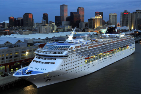 Image: The Norwegian Sun cruise ship