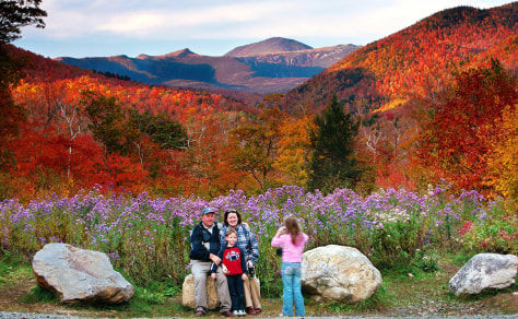 Image: Crawford Notch State Park