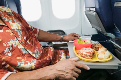 Image: Airline food