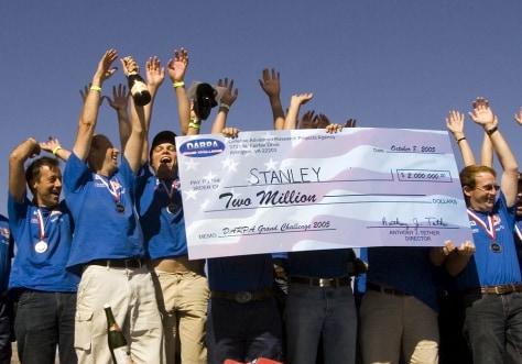 Image: Stanford Racing Team