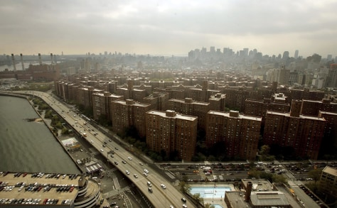 Image: Peter Cooper Village and Stuyvesant Town