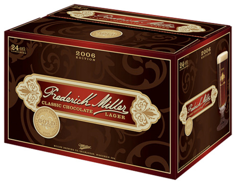 Image: Frederick Miller Classic Chocolate Lager
