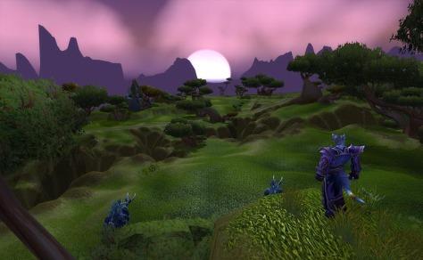 "Image: World of Warcraft ""Burning Crusade"""