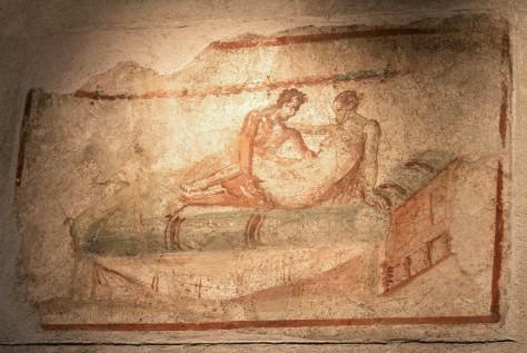 Image: Pompeiian Lupenare