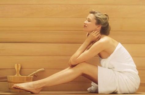 Image: Home spa