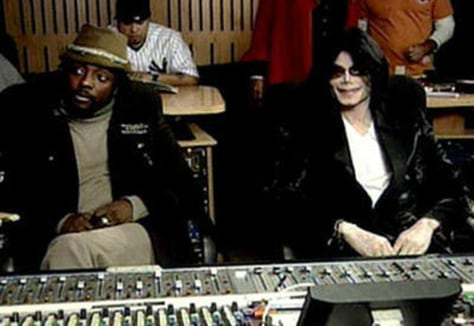Image: Michael Jackson, Will.I.Am