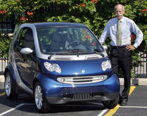 Image: Smart car
