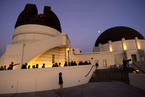 Image: Griffith Observatory