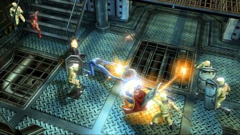 Image: Marvel: Ultimate Alliance