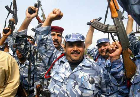 Iraqis Celebrate As Saddam Is Sentenced To Death