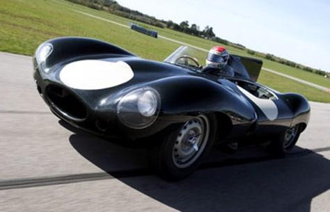 Image: Jaguar D-Type