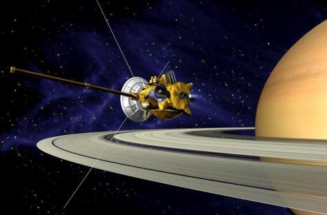 Image: Cassini