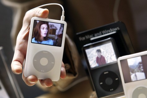 Apple Launches New iPod In Seoul