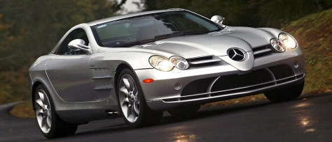 2006 Mercedes-Benz SLR