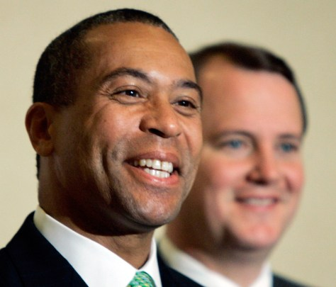 Deval Patrick, Tim Murray
