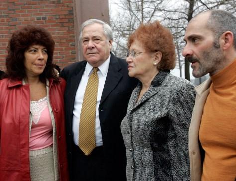 Gail Orenberg, Joseph Salvati , Marie Salvati, Anthony Salvati