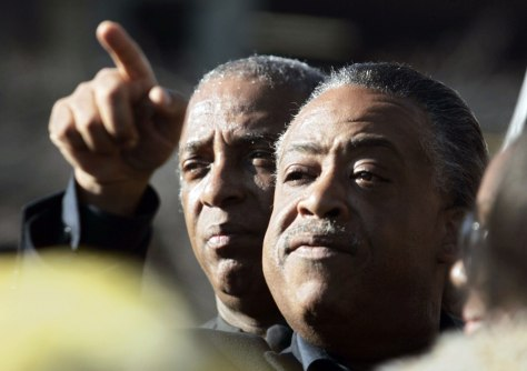 IMAGE: Rev. Al Sharpton