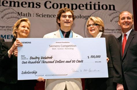 Image: Siemens, Vaintrob, Spellings, Nolan