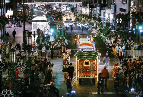 Image: Holidazzle Parade