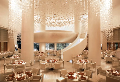 10 Most Expensive Restaurants In Las Vegas Travel