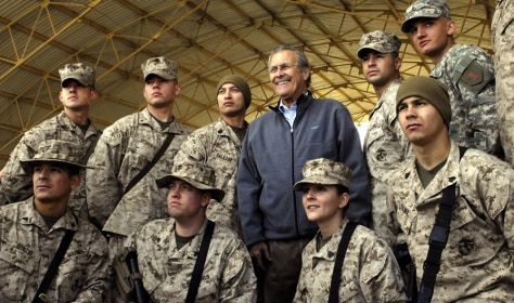 Image: Rumsfeld