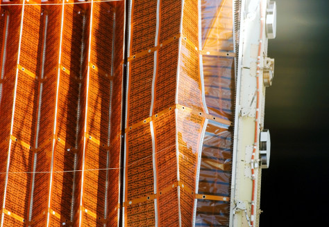 Image: Solar array