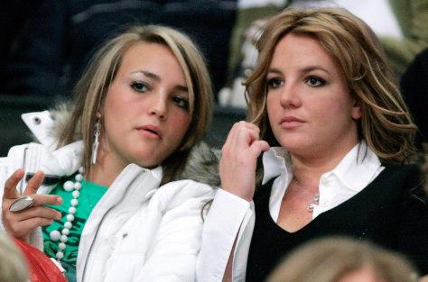 Image: Britney, Jamie Lynn Spears