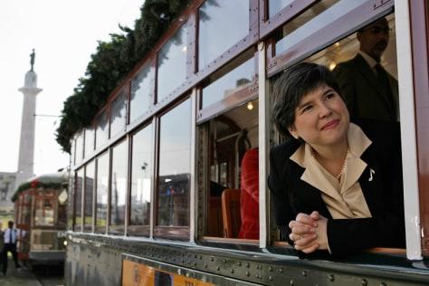 Image: St. Charles streetcar